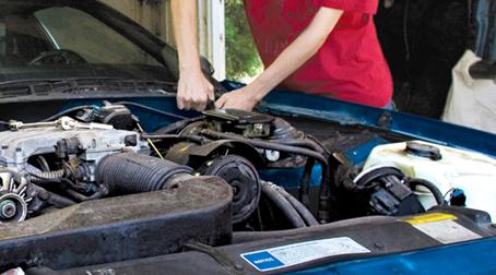 Service och reparation